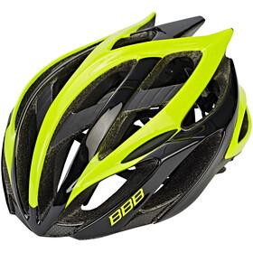 BBB Falcon BHE-01 Helmet schwarz/neon gelb
